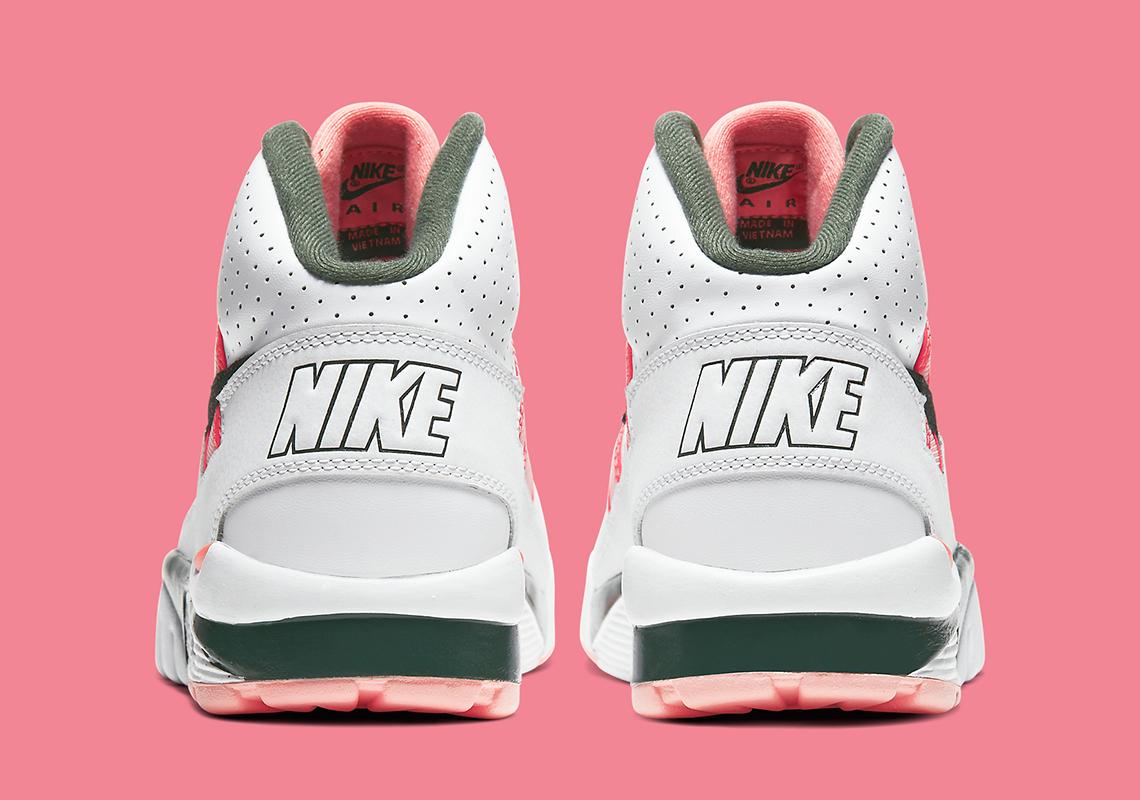 barba Granjero firma  Nike Air Trainer SC Pink Green CU6672-100 Release Info   SneakerNews.com