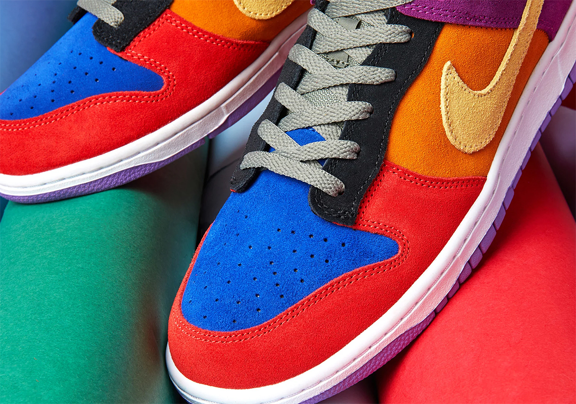 Nike Dunk Low Viotech CT5050 500 Store List |