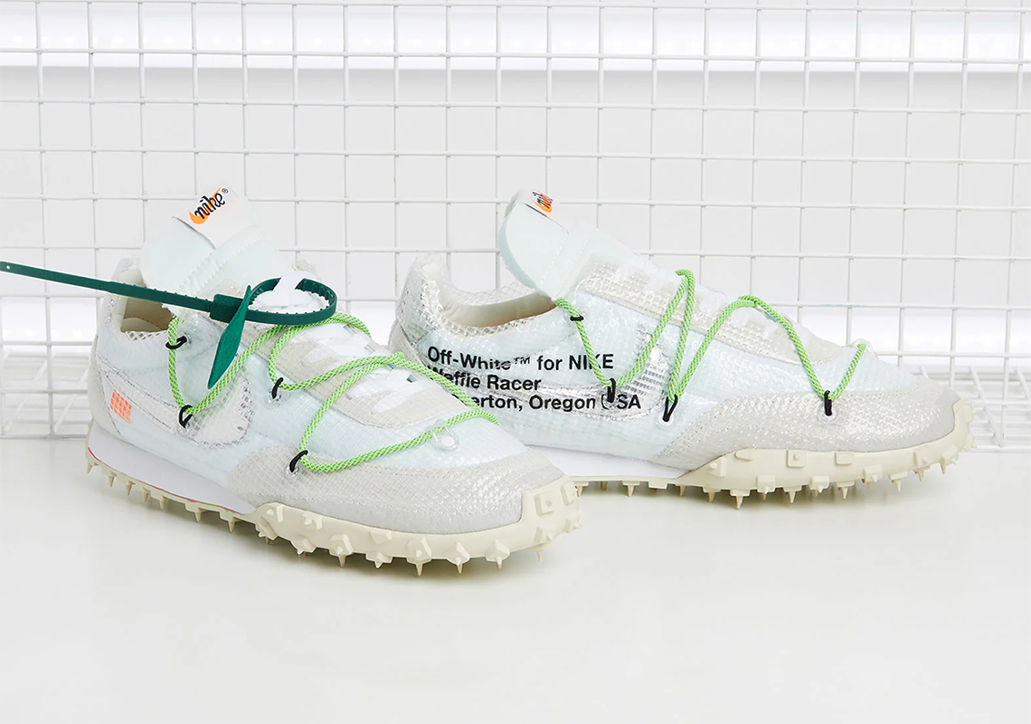 Off White Nike Waffle Racer SP Store
