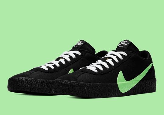 Official Images Of The Poets x Nike SB Bruin Low