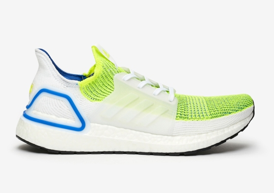 "Sneakersnstuff Schedules A ""Special Delivery"" With The adidas Ultra Boost '19"