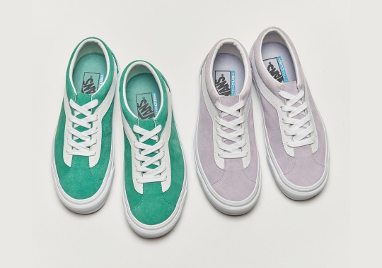BEAUTY & YOUTH Links Up With Vans For Two Understated Bold NIs