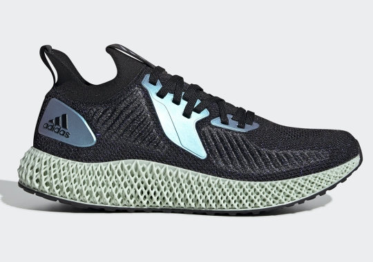 Yet Another adidas AlphaEdge 4D With Black Uppers In The Works