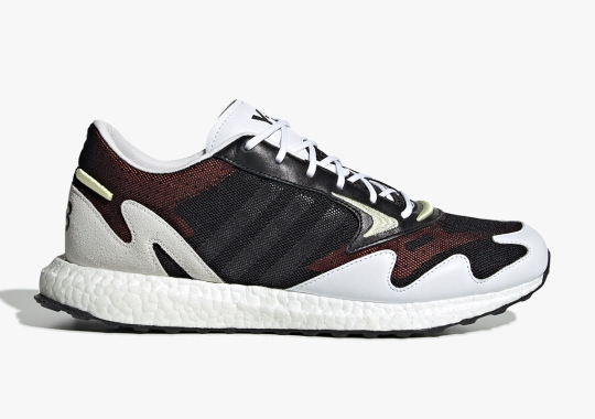adidas Y-3 Channels Pure Boost Energy With The Rhisu Run