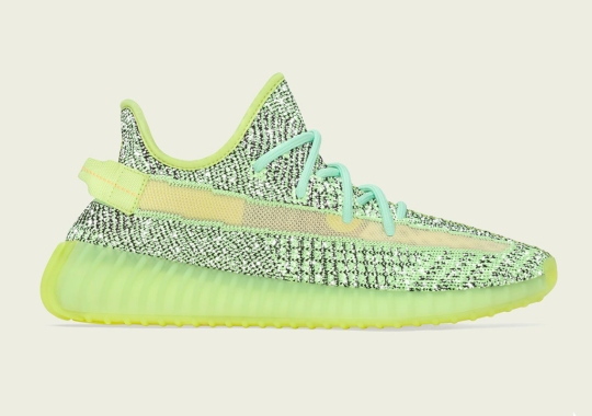 "The adidas Yeezy Boost 350 v2 ""Yeezreel Reflective"" Is Available Now"