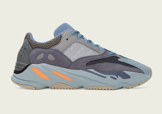 "The adidas Yeezy Boost 700 ""Carbon Blue"" Is Releasing On December 18th"