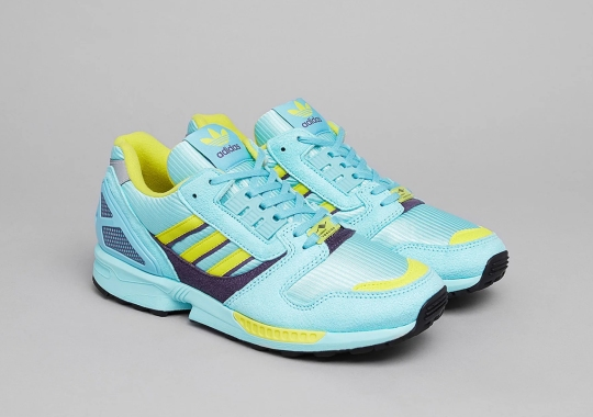 "Where To Buy The adidas ZX 8000 OG ""Aqua"""