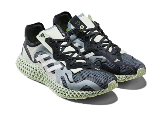 adidas Continues The Consortium 4D Runner Legacy With A Reworked Model