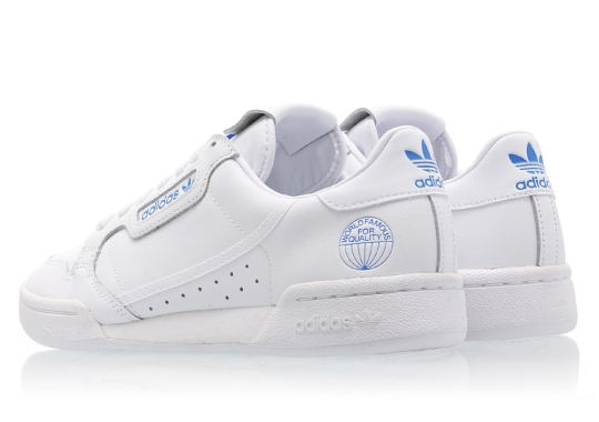 This adidas Continental 80 Is World Famous For Quality