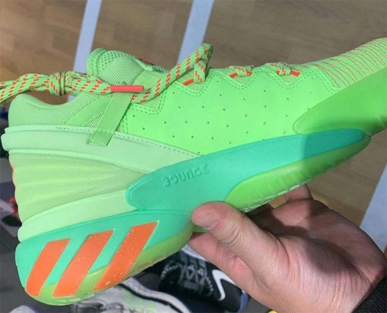 Donovan Mitchell adidas Signature Shoe