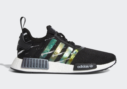 "The adidas NMD R1 ""Meteor Shower"" Releases On December 20th"