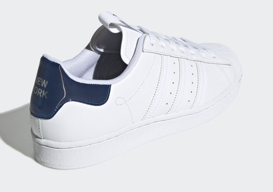 The adidas Superstar City Pack Lands In New York City