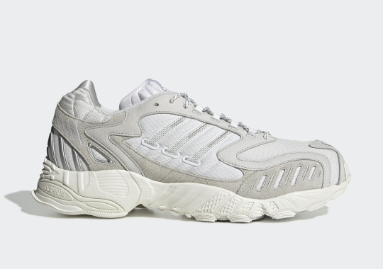 "The adidas Torsion TRDC ""Crystal White"" Is Available Now"