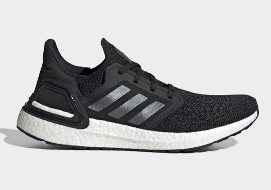 "The adidas Ultra Boost 20 Continues The ""Core Black"" Tradition"