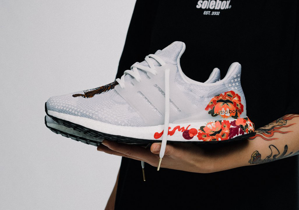adidas Ultra Boost Chinese New Year 2020 Collection
