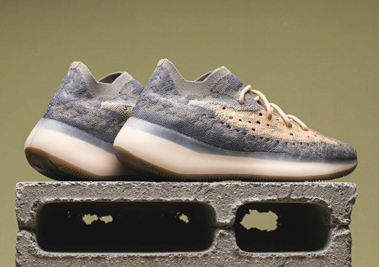 """First Look At The adidas Yeezy Boost 380 """"Mist Reflective"""""""