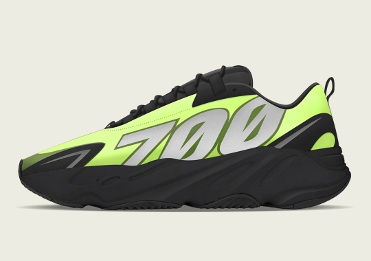 "The adidas Yeezy Boost 700 MNVN May Be Seeing Spring 2020 In A ""Phosphor"" Colorway"