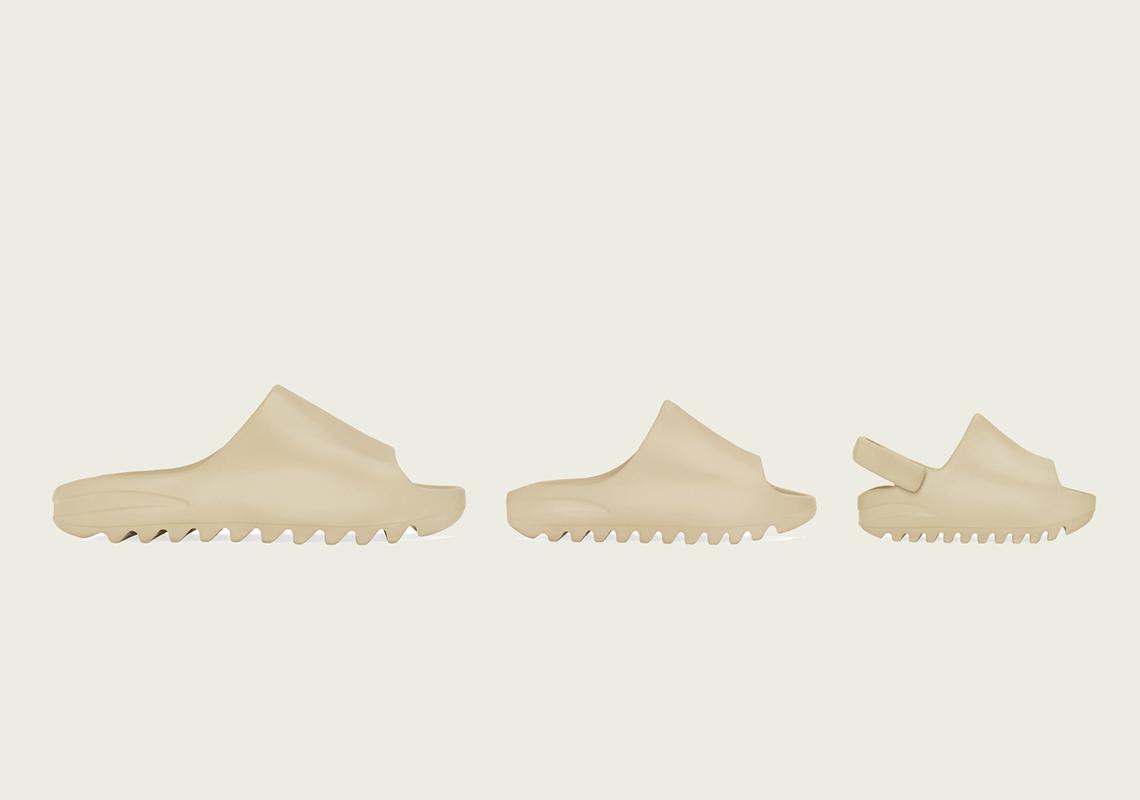 adidas Yeezy Slide Debuts In Three Region Exclusive Colorways