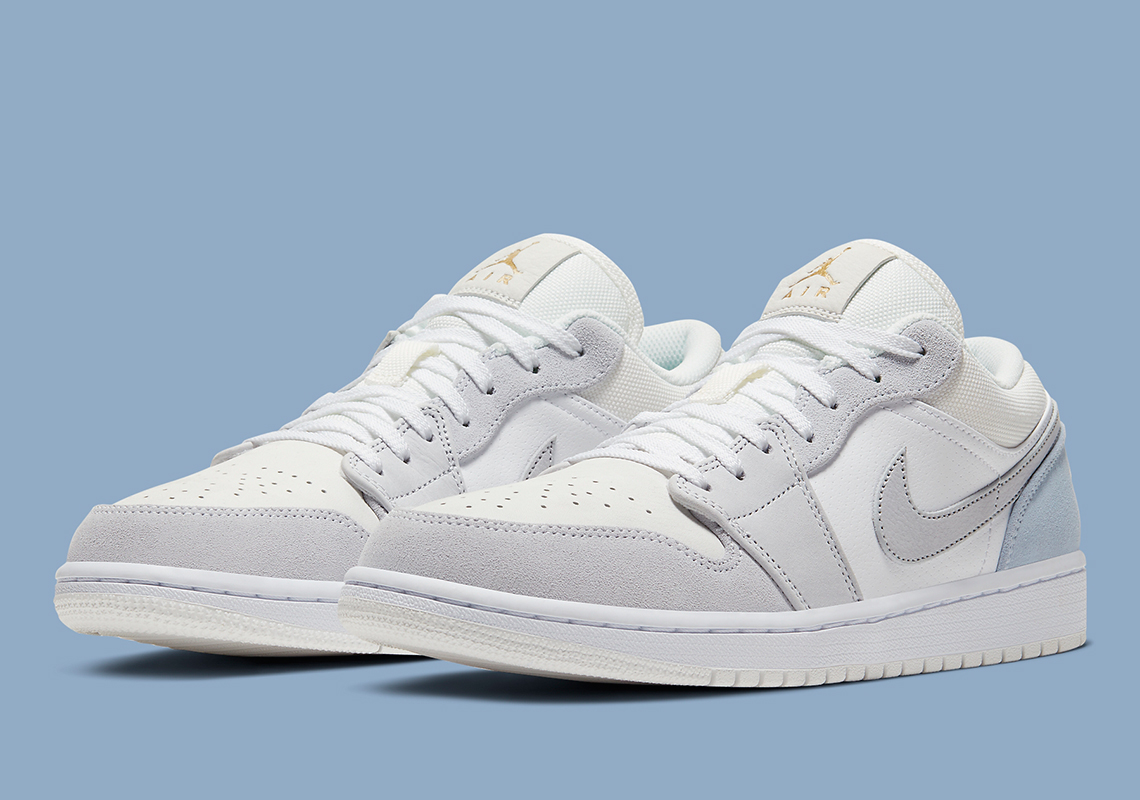 Air Jordan 1 Low Paris Cv3043 100 Release Date Sneakernews Com