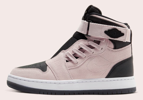 The Air Jordan 1 Nova XX Gets A Soft Pink Colorway Ahead Of The Pastel Season