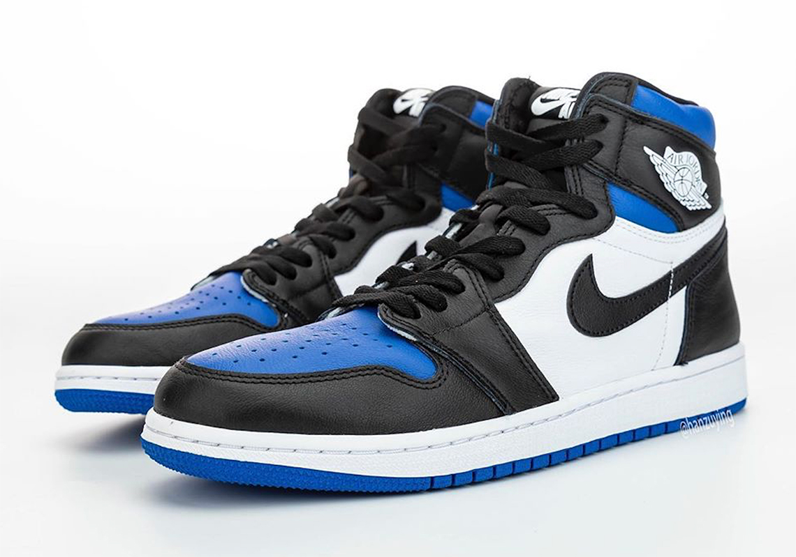 air jordan 1 retro high azzurre