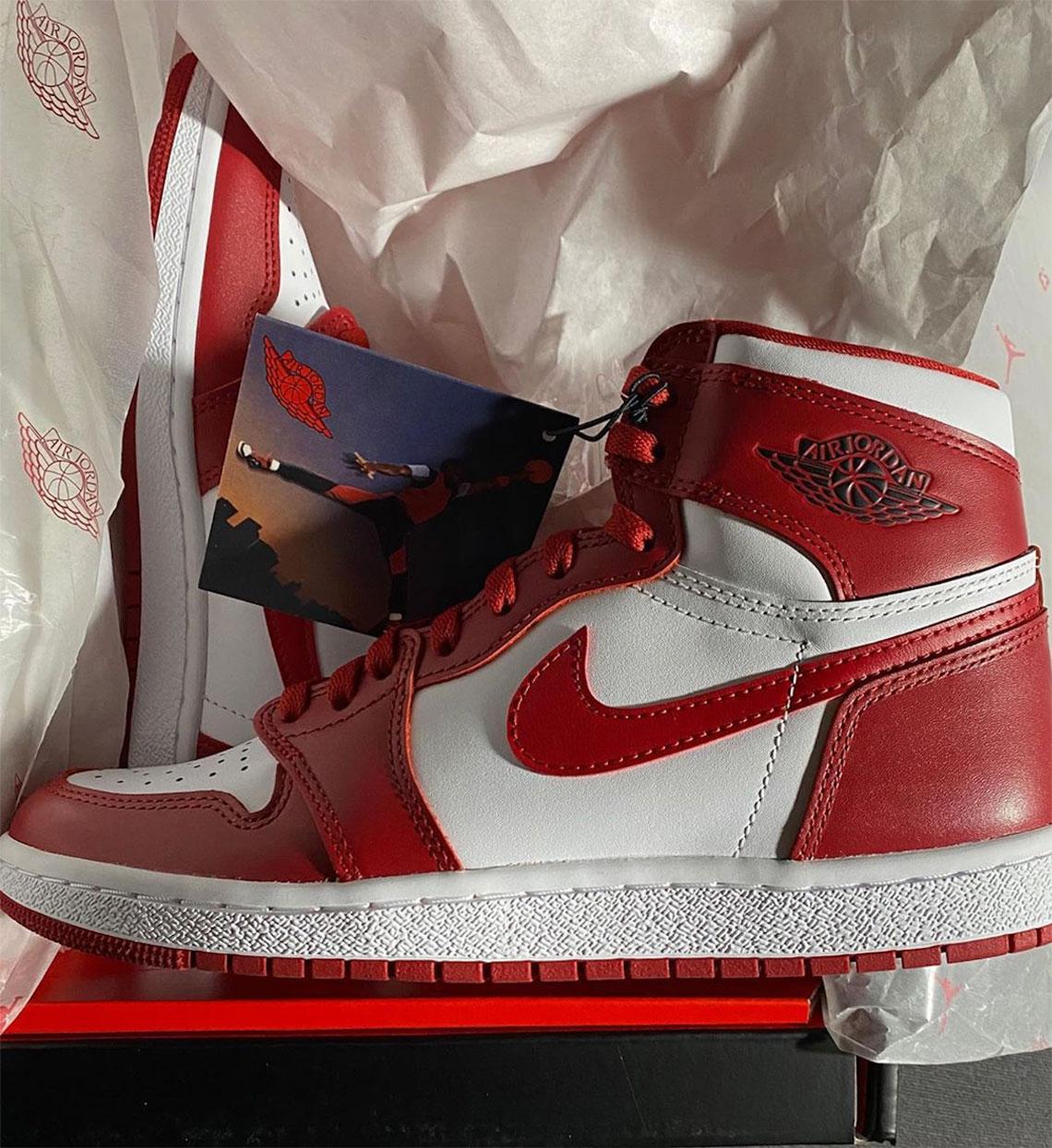 "Nike Air Ship Air Jordan 1 ""New Beginnings"" Pack CT6252 900"