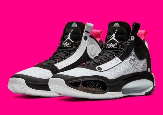 """The Air Jordan 34 """"Chinese New Year"""" Releases On January 2nd"""