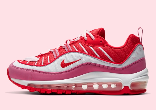 Nike Prepares For Valentine's Day 2020 With The Air Max 98