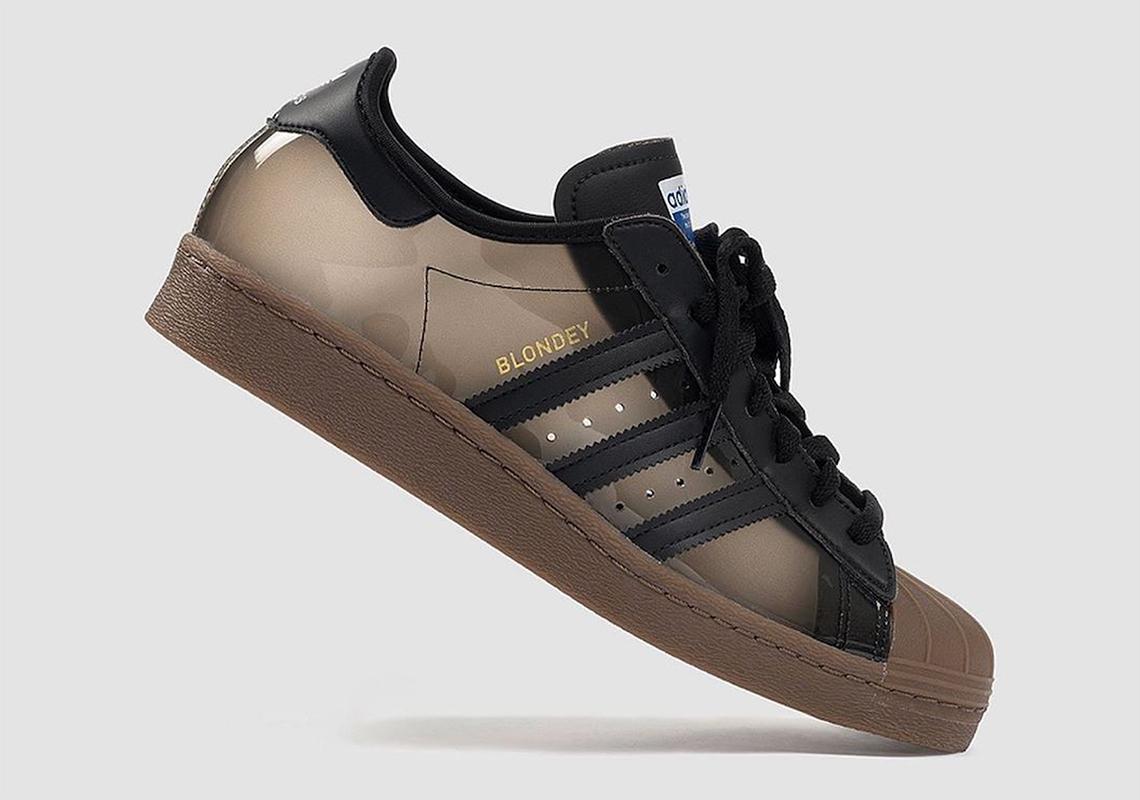 Blondey adidas Superstar Alternate