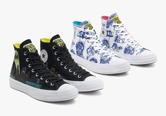 Chinatown Market Honors 80th Anniversary Of Batman With Two Converse Chuck 70s