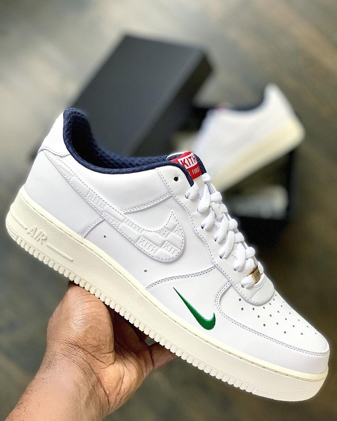 Ronnie Fieg KITH Nike Air Force 1