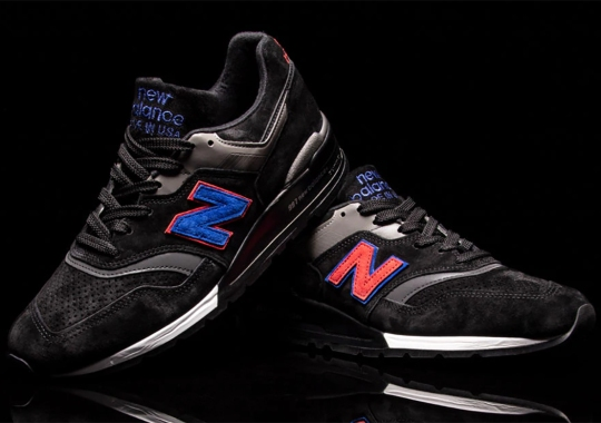 "New Balance Releases A ""City Of Angels"" Colorway Of The 997"