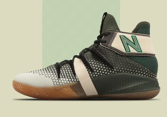 "Kawhi Leonard's New Balance OMN1S ""Money Stacks"" Arrives on December 26th"