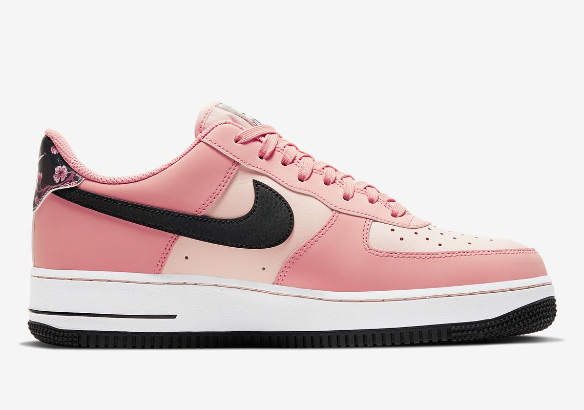 nike af 1 pink