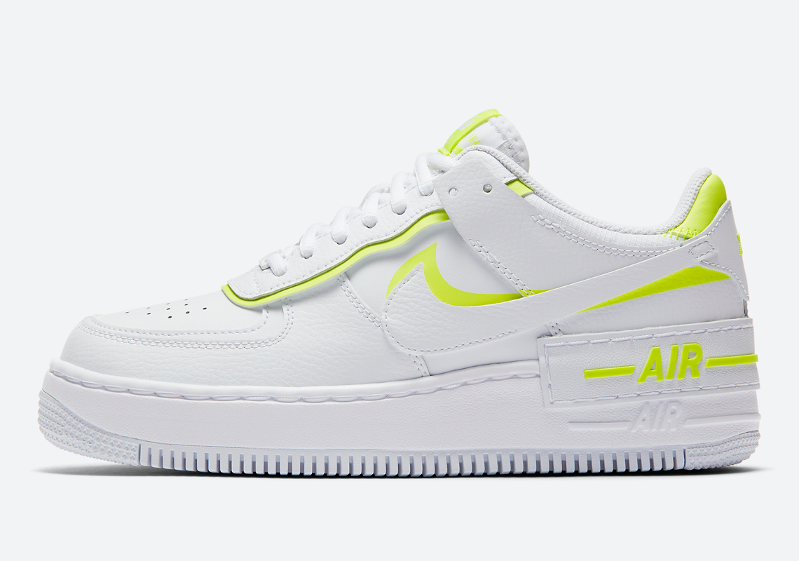 Nike Air Force 1 Shadow CI0919-104 | SneakerNews.com