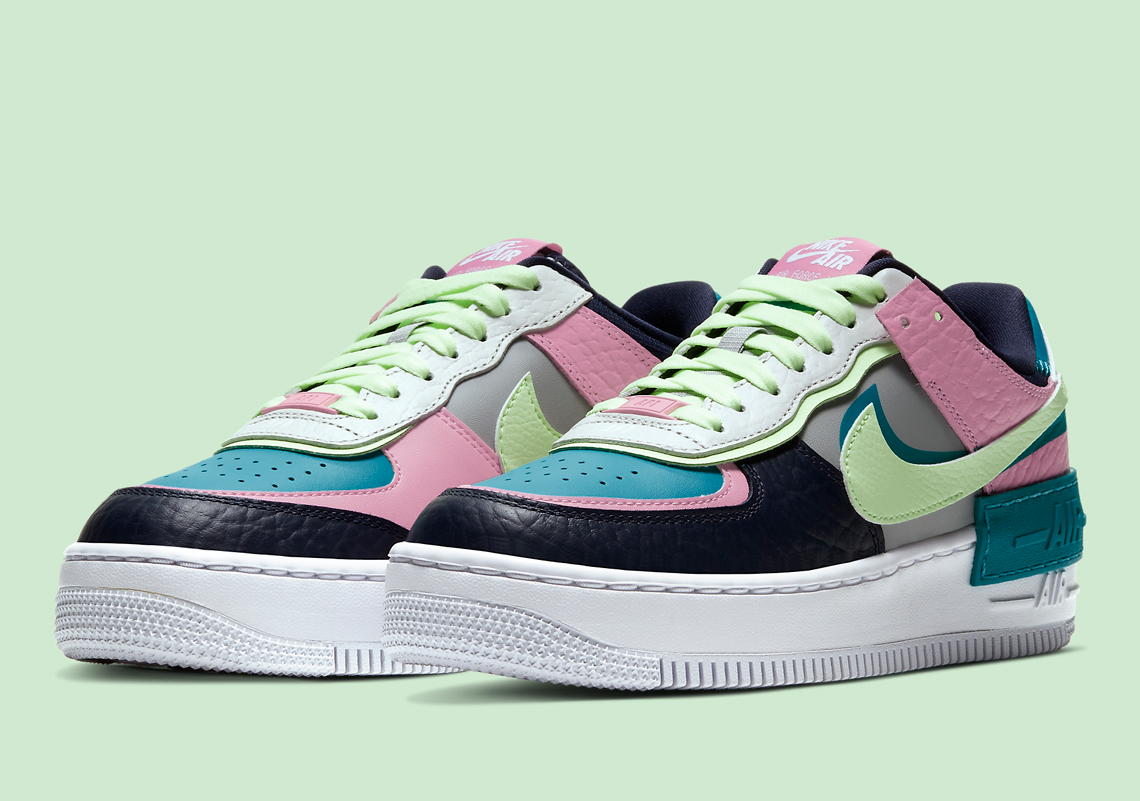 Nike Air Force 1 Shadow CK3172 001 Release Info
