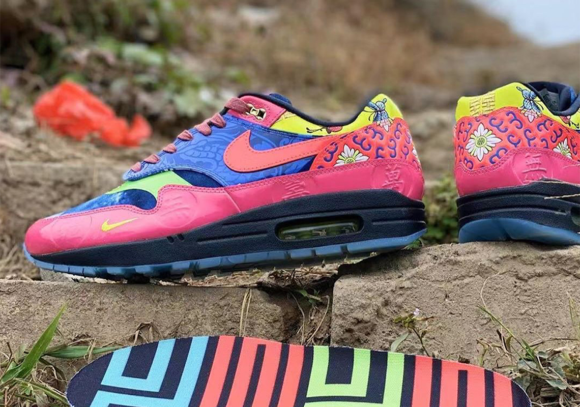 Nike Air Max 1 Chinese New Year 2020 Release Info