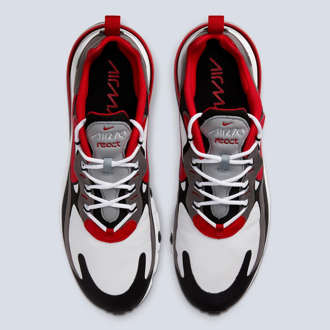 Nike Air Max 270 React CI3866 002 Release Info