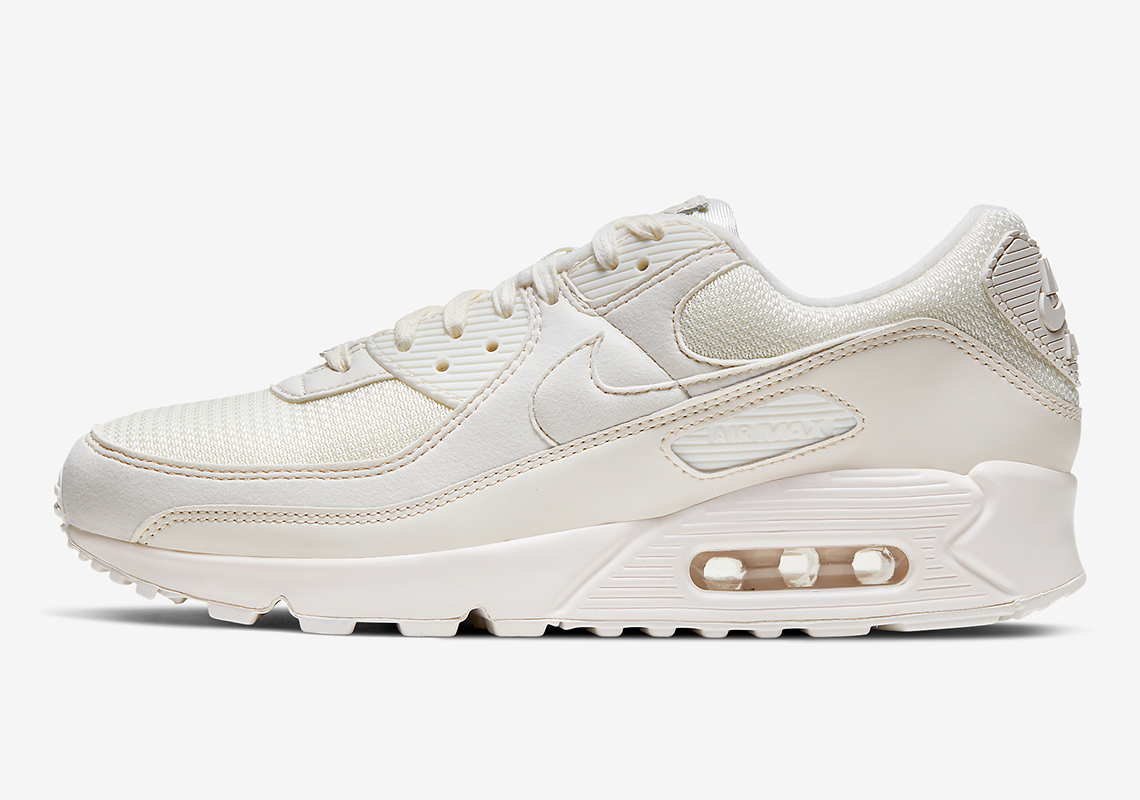 Nike Completely Restores The Air Max 90's Original Shape For Its 30th Anniversary