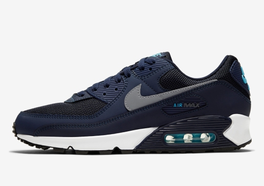 More Nike Air Max 90 Colorways Emerge As We Near 30th Anniversary In 2020