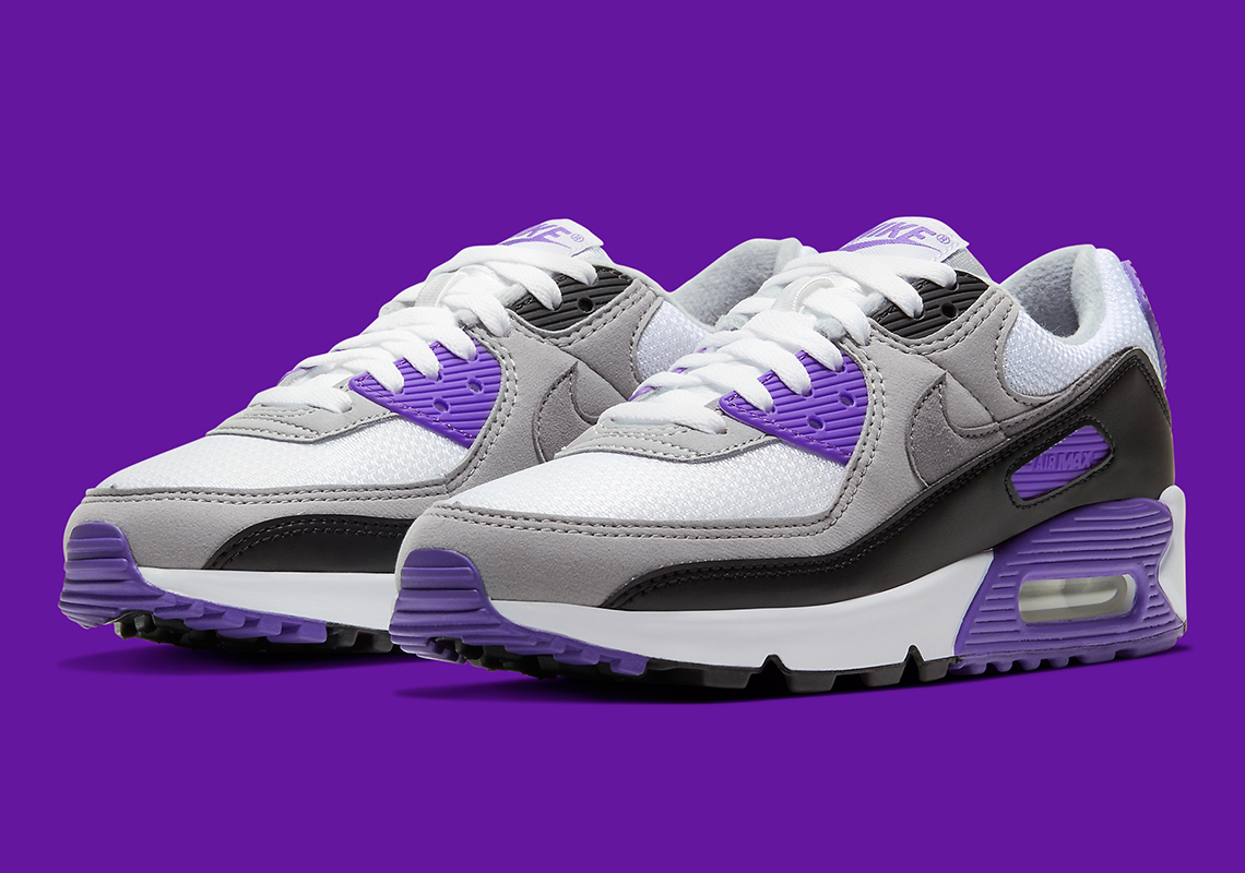Nike Air Max 90 Hyper Grape CD0490 103 |