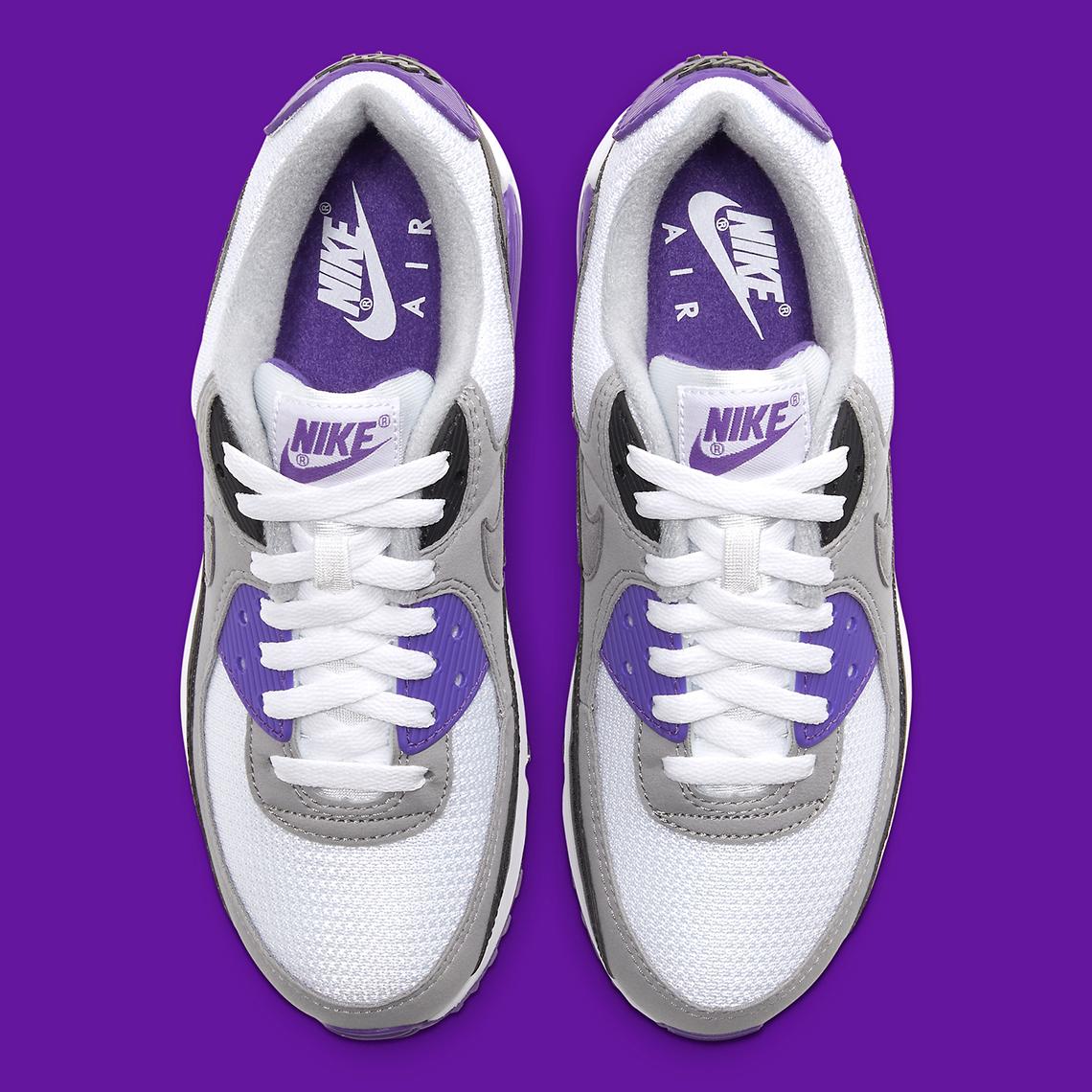 Nike Air Max 90 Hyper Grape CD0490 103  