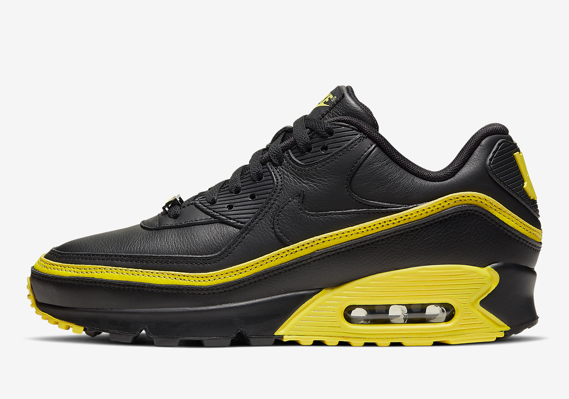 Nike Air Max 90 UNDEFEATED CJ7197 001 |