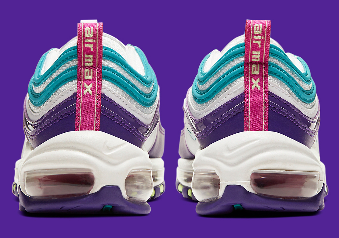 Hornets Inspired Nike Air Max 97 Coming Soon: Official Images