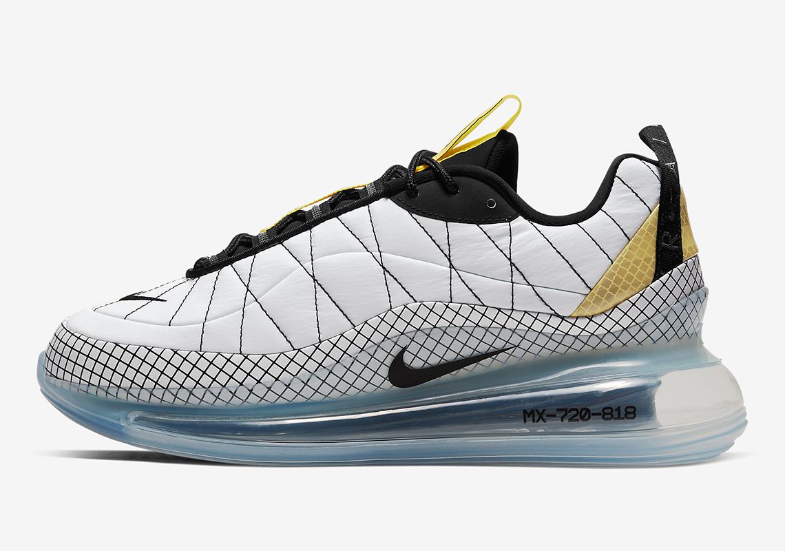 fantastic savings sale usa online new appearance Nike Air MX 720-818 Yellow CI3871-100 | SneakerNews.com