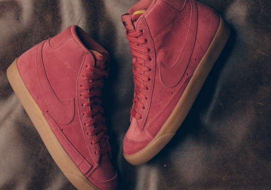 "The Nike Blazer Mid '77 Suede ""Light Redwood"" Is Available Now"