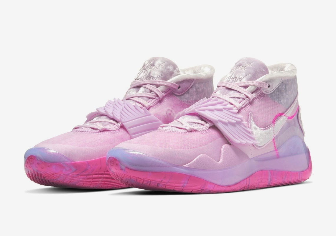 Nike KD 12 Aunt Pearl CT2740-900 Release Info ...