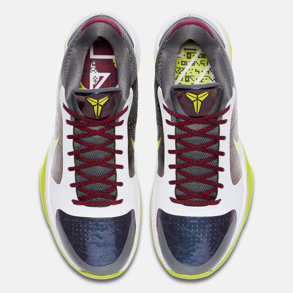 Nike Kobe 5 Protro Chaos Release Date