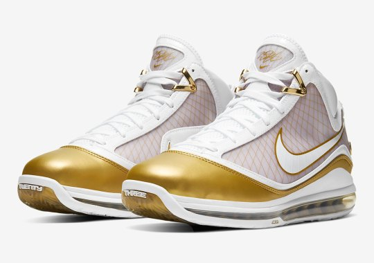 """The Nike LeBron 7 Retro """"China Moon"""" Releases On January 2nd"""