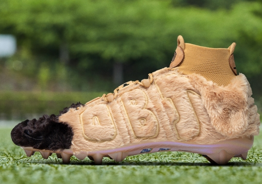 OBJ's Dog-Inpsired Nike Cleats Support Local Animal Rescue Shelter In Cleveland